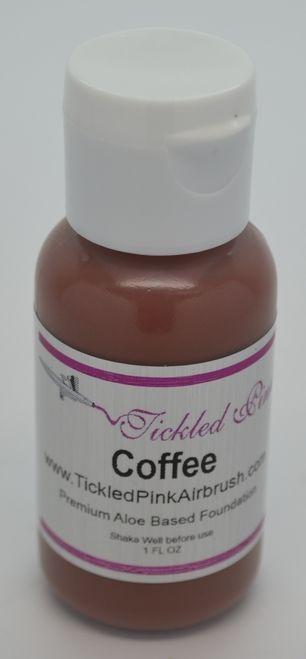 Coffee Aloe Foundation