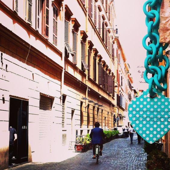 Roma, por Kareen Terenzzo.