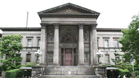 大阪・中之島図書館