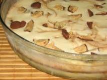 Torta sorvete de Sonho de Valsa
