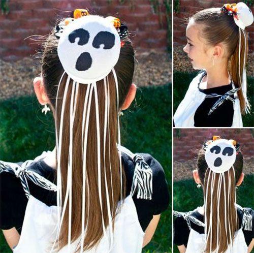 Halloween Hairstyle Ideas Halloween Hair Kids Hairstyles Cute Hairstyles For Kids