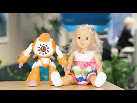 Mal sécurisés, ces jouets collectent des données sur vos enfants – Le petit buzz