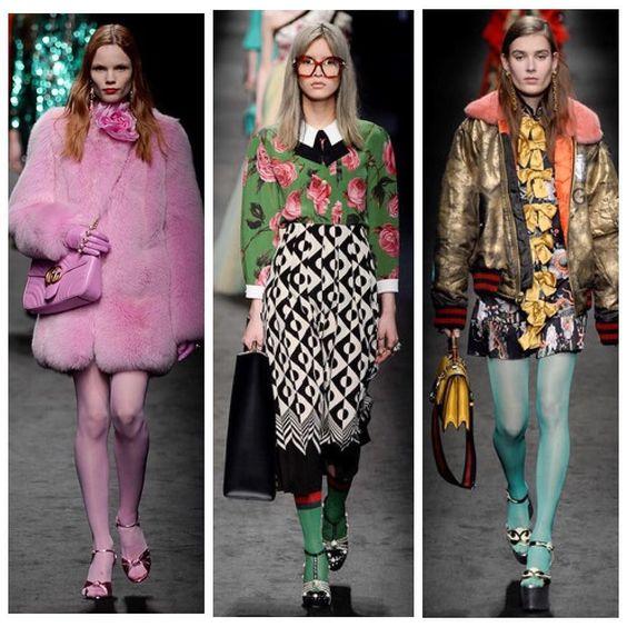 """O que é """"rhizomatic""""? A @gucci quer saber o que há para além do óbvio na sua coleção para o inverno de 2016 acabada de apresenta em Milão! As imagens estão quase a chegar a Vogue.pt/coleções #gucci #vogueportugal #milanfashionweek #cninow by vogueportugal"""