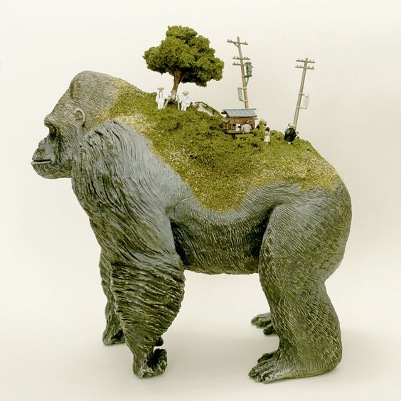 Figure from SEKAI series by Maico Akiba