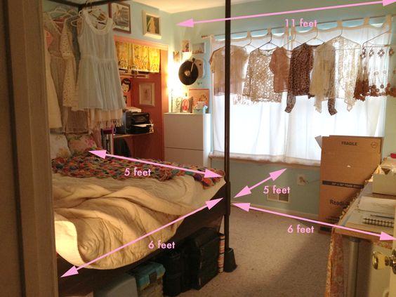 maximizing a small space bedroom decor ideas pinterest