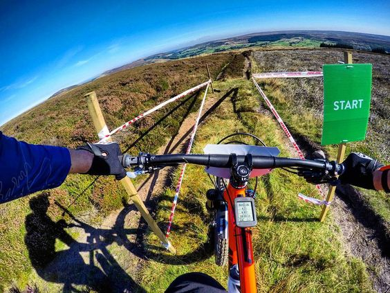Ard Moors - Stage 2. mint stage espcialy the grassed high pipe!  #mtb #enduromtb #downhill #airdropbikes #edit #loam #instagood #instalike #photooftheday #instamovie #bike #gopro #goprophotography #goprooftheday #goprouniverse #gopronation #mountainbiking #strava #me #sports #maxxis #uk #joystickcomponents #rideyourbike #yorkshiredales #hamsterley #picoftheday #ardrock #moors