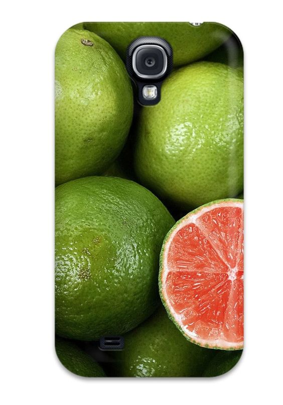 Fresh Grapefruit Print Cell Phone Case