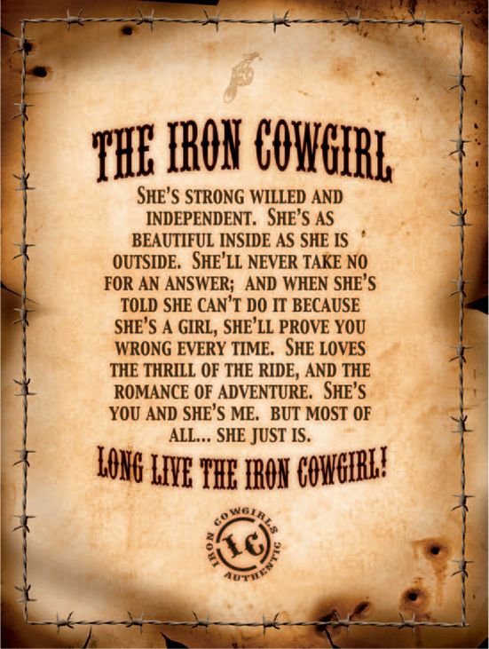 Image detail for -Cowgirl quotes image by Dr_pepper0221 on ...