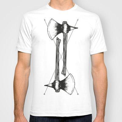 HÂCHE T-shirt by Romain Perrin  http://society6.com/romainperrin/hche_t-shirt#11=49&4=104&5=18