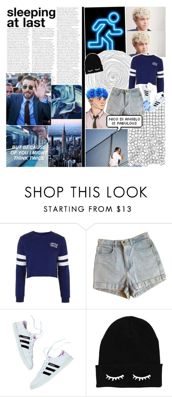 """""""drop our anchors in the storm"""" by queenrowan ❤ liked on Polyvore featuring Topshop and American Apparel"""