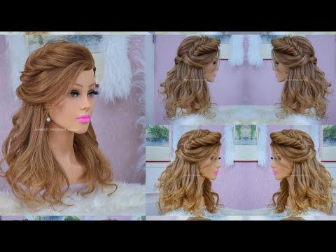 New Hairstyle With Amazing Trick Wedding Hairstyles