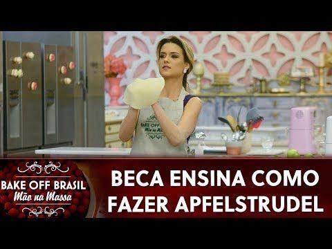A Chef Confeiteira Ensinou Os Participantes Do Bake Off Brasil A