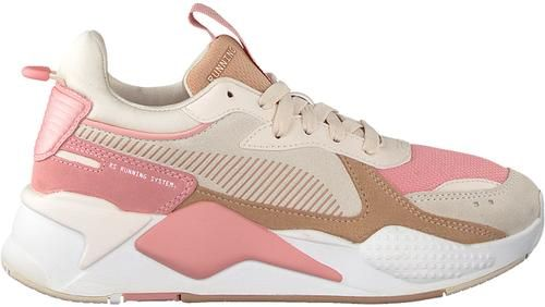 Roze Sneakers Rs-x Reinvent Wn's | Roze sneakers, Sneaker ...