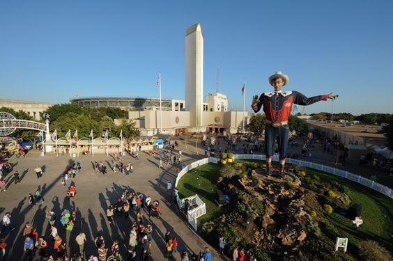 Love the Texas State Fair!!