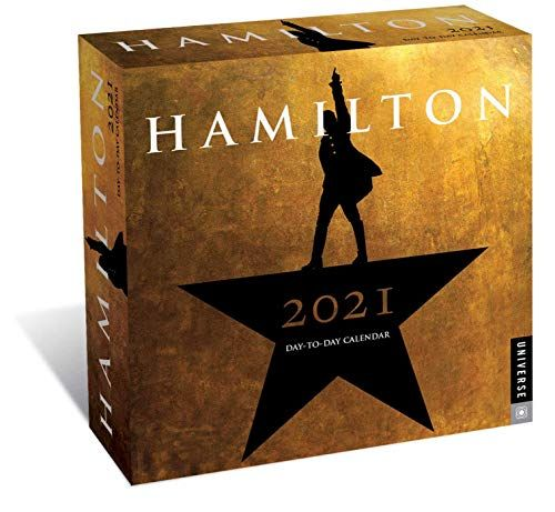 Hamilton 2021 Day To Day Calendar By Hamilton Uptown Llc In 2020 Free Ebooks Free Books Download Books