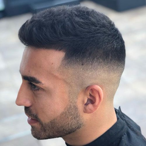 Mid Fade Haircut Popular Hairstyles For Men Best Men S Haircuts Cool Short Medium And Long Hair S Mens Haircuts Fade High Fade Haircut Fade Haircut Styles