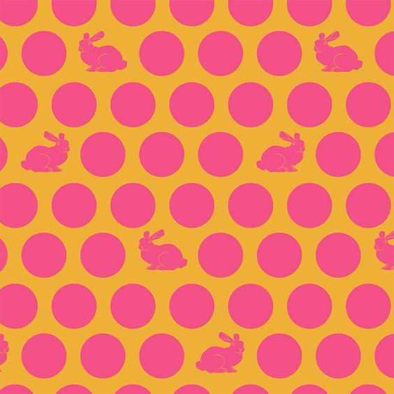 Bunny Dots von sew what auf DaWanda.com