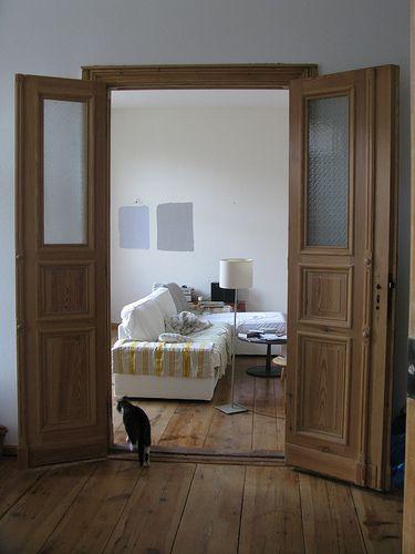 Floor & doors ... just wow
