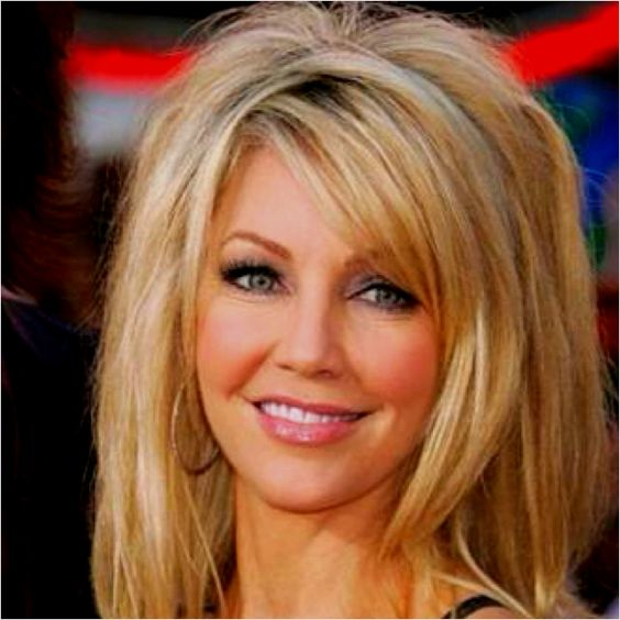 LOVE Heather Locklear's hair! I always take this photo into the salon with me :)