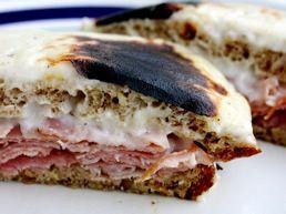Croque Monsieur | Soups and Sandwiches | Pinterest | Croque Monsieur ...