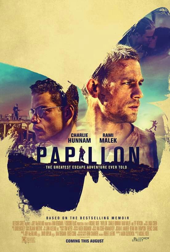 Pin De Sarah Billig Em Films Flix Fan Em 2020 Papillon Filme