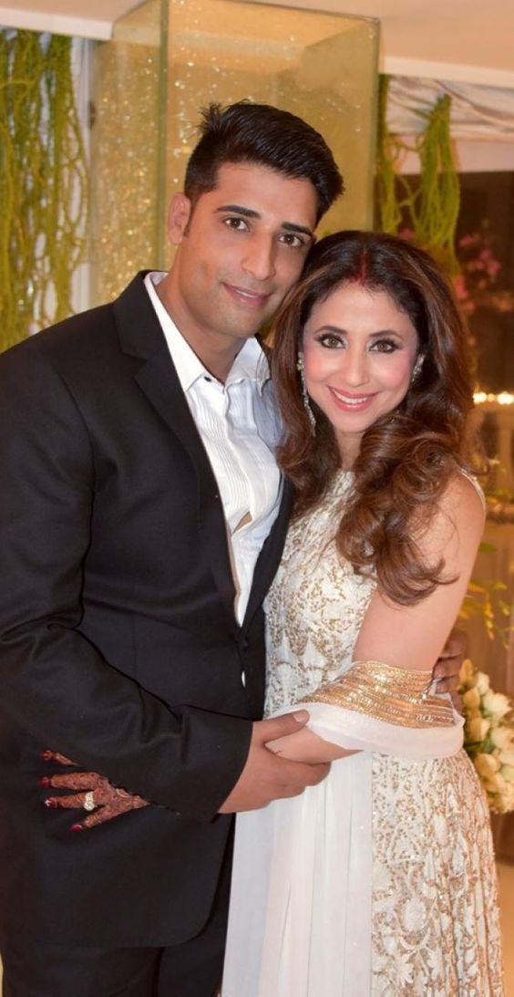 Wedding Story Of Urmila Matondkar Who Got Married To A Kashmiri Businessman, Mir Mohsin Akhtar - BollywoodShaadis.com