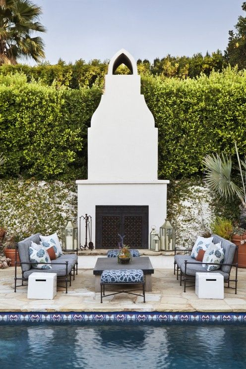 Spanish Colonial Revival | Interior Design Los Angeles Interior Design Los Angeles / Santa Barbara / Orange County Brown Design Group: