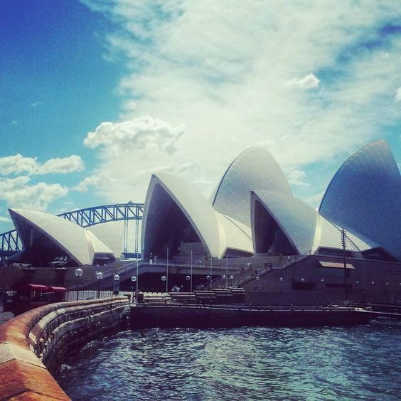 Day out in #Sydney #sydneyoperahouse #sydneyharbourbridge #AnabelinOz #freeseedfilms by freeseedfilms http://ift.tt/1NRMbNv