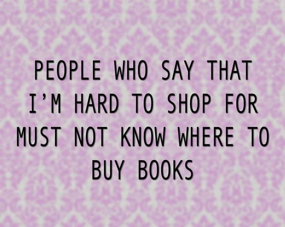 10 Images You'll Understand If You Only Want Books for Christmas: