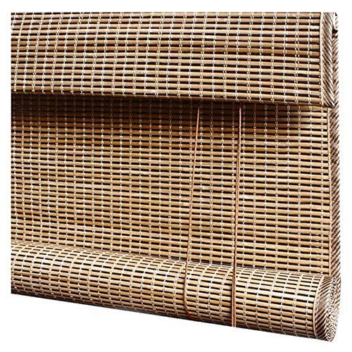 Imperial Matchstick Bamboo Roller Blind With Valance Wayfair Outdoor Blinds Patio Blinds Blinds Design