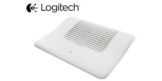Logitech Cooling Pad N100 Blanco. AHORRO 43%. 19.99€. #ofertas #descuentos