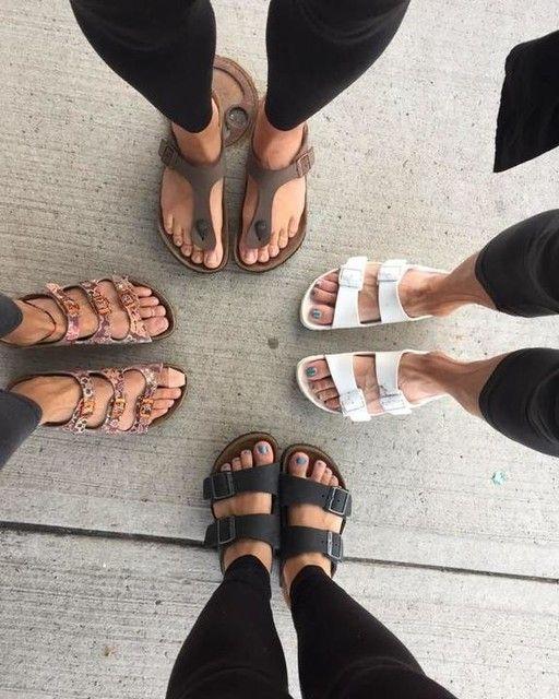 Gizeh Birko Flor | Schuhe sandalen, Schuhe und Sandalen