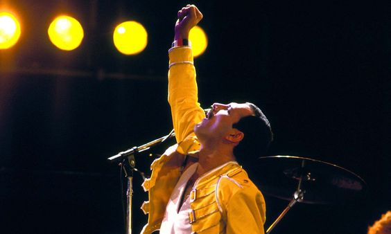 On this day, Freddie Mercury (Farrokh Bulsara) would have turned 70 but his star…
