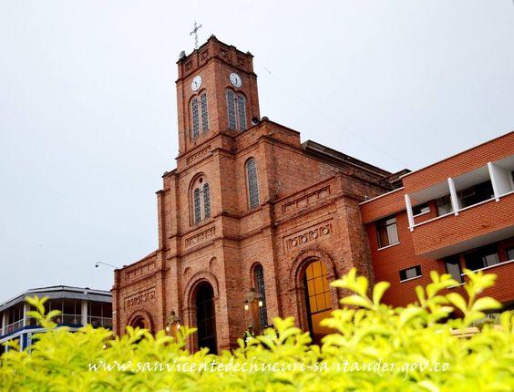 San Vicente de Chucurí Santander Colombia