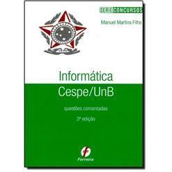 Informática Cespe-Unb - Série Concursos                              …