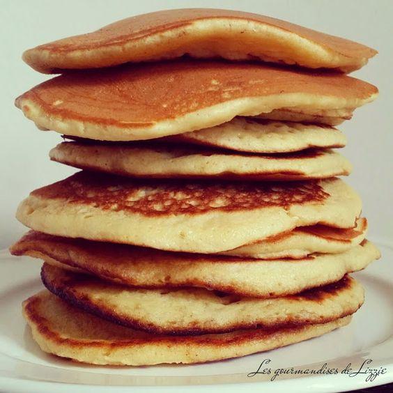 Les gourmandises de Lizzie: Pancakes