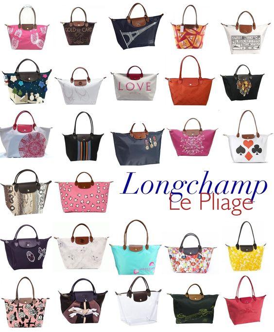 Longchamp Le Pliage Folding Tote