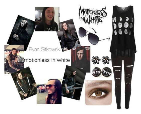 """ryan sitowski MIW genderbend"" by asking-motionless-men on Polyvore featuring River Island and Kenneth Cole Reaction"