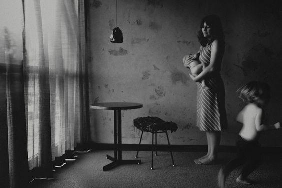 on motherhood - Jessica Tremp