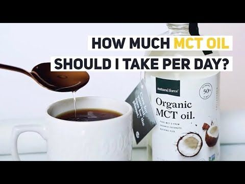 How Much Mct Oil Should I Take Per Day When It S Too Much Mct Oil Mct Mct Oil In Coffee