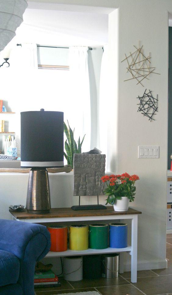 nate berkus inspired wall decor — Amy Krist DIY