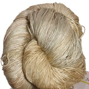 Jimmy Beans Wool. A blend of silk and Seacell fiber (made from seaweed!)