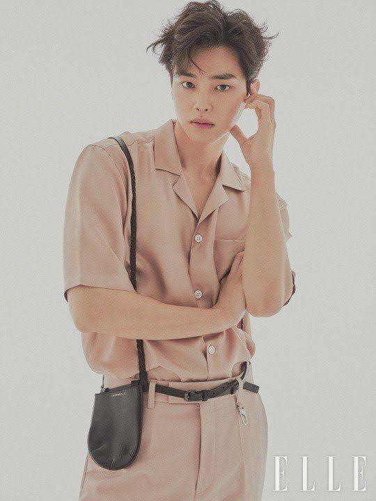Song Kang For Elle Korea ̆¡ê°• Songkang Actores Coreanos Doramas Romanticos Idols Coreanos
