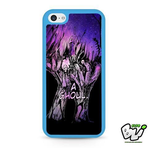 Tokyo Ghoul Kaneki iPhone 5C Case