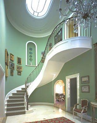 glamorous stair