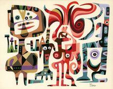 Jim Flora :: Fine Art Prints :: Fine Art Works