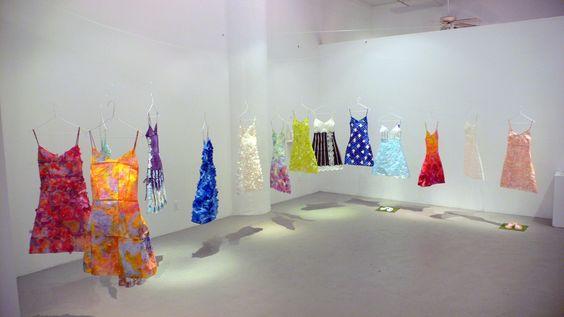 Paper Dress by Mariko Ishikawa@Gallery
