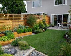 gartenideen für kleine gärten - tolle designvorschläge | kleine, Garten und Bauen