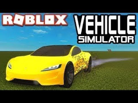 Vehicle Simulator In Roblox Vehicles Roblox Simulation