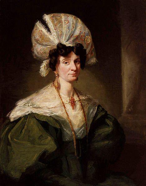 Jane Hood 1830s: